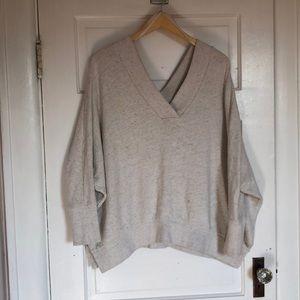 Oversized Lou & Grey Sweater